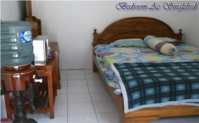 Standard AC Single Bed